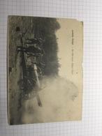19R - Militaire Belge Canon Artillerie - Manoeuvres