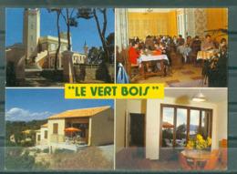 """83 - SAINT MANDRIER - """" LE VERT BOIS """" VILLAGE VACANCES SNCF.  -  MULTIVUES - Saint-Mandrier-sur-Mer"""