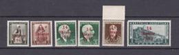 Albanien - 1943 - Michel Nr. 2/5+11 - Ungebr./Postfrisch - Occupation 1938-45