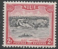 Niue. 1950 Definitives. 2d MNH. SG 115 - Niue