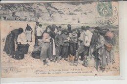 76  - YPORT -  Vente Du Poisson - Les Enchères Montent..1907_ - Yport