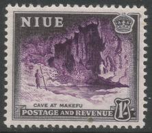 Niue. 1950 Definitives. 1/- MNH. SG 120 - Niue