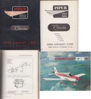 USA  Piper Service Manual  1965 - Boeken, Tijdschriften, Stripverhalen