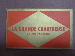Carnet De 20 Cartes Postales (complet) - LA GRANDE CHARTREUSE LE MONASTERE - Non Classés