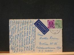 A10/140  CP  1954 TO BERLIN - [7] République Fédérale