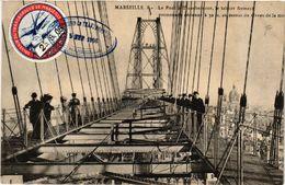 CPA MARSEILLE Le Pont A Transbordeur (445333) - Vieux Port, Saint Victor, Le Panier