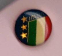 PIN'S - SPILLA - DISTINTIVO -  CALCIO FOOTBALL SQUADRA NAZIONALE ITALIA ( ANNI 80' ? ) - Calcio