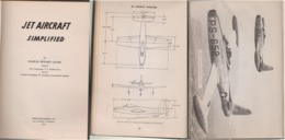 Jet Aircraft Simplified   1950 - Boeken, Tijdschriften, Stripverhalen
