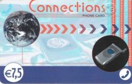 Carte Prépayée - CONNECTIONS   -  7.5 € - Andere Voorafbetaalde Kaarten
