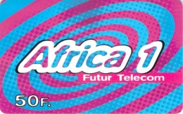 Carte Prépayée - AFRICA 1 - 50 F - France
