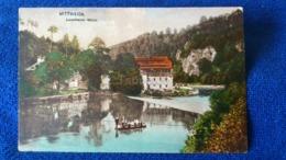 Mittweida Lauenhainer Mühle Germany - Mittweida