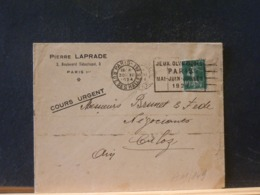 A10/149  FLAMME FRANCE 1924 - Sommer 1924: Paris
