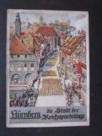 Nürnberg Stadt Der Reichsparteitage - War 1939-45