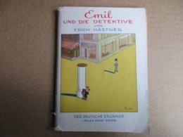 Emil Und Die Detektive (Erich Kästner) éditions De 1947 - Livres, BD, Revues