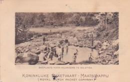 2610158Koninklijke Paketvaart Maatschappij, Badplaats Voor Inlanders Te Salatiga. - Indonesien