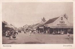 2610161Bandoeng, Dassarweg. (see Corners) - Indonesien