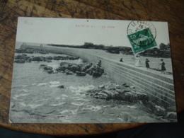 Batz La Jetee 1911 - Batz-sur-Mer (Bourg De B.)