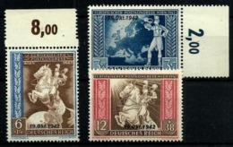 Alemania Imperio Nº 746A/C** Nuevos. Cat.10€ - Germany