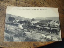 Les Laumes Alesia Interieur Gare Train - Autres Communes