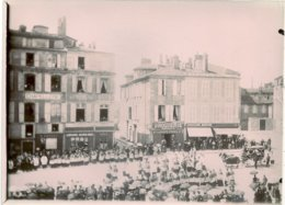 Photo Auch Place D'Espagne Enterrement - Auch