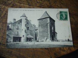 Le Mur De Barrez Aveyron Place Vieille Tour - Andere Gemeenten