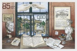 Luxemburg / Luxembourg - Postfris / MNH - Sheet 85 Jaar FSPL 2019 - Ongebruikt