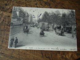 Paris Rue De Lyon Char A Foin - Paris (12)
