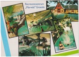 Groenlo - Recreatiecentrum 'Marveld', O.a. Diverse Zwembaden, Crazy-cone Glijbaan - Groenlo