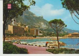 C. P. - PHOTO - MONACO - MONTE CARLO - PLAGE DU LARVOTTO EN 1984 - 11 A - - Port