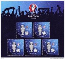 Bloc F5050 UEFA Euro 2016 - Blocs & Feuillets