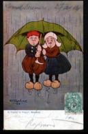 M. M. Vienne, Illustrateur Shepheard, Il Pleut Il Pleut Bergere - Shepheard