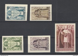 Reproductie Kleurenzegels - Proofs & Reprints