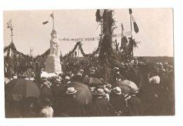 Montbellet - Inauguration Du Monument Aux Morts 6 Aout 1922 - La Foule - France