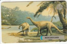 United Kingdom - Dinosaur - Diplodocus - Reino Unido
