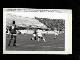 Foto Originale ANSA  Partita Fiorentina Napoli '90 - Testata Giornalistica - Foto Calciatori - Sport