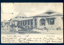 Cpa De Zanzibar Seydieh Market   LZ76 - Tanzanie
