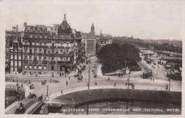 268821Amsterdam, Prins Hendrikkade Met Victoria Hotel – 1931 (zie Hoeken) - Amsterdam