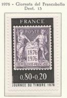 PIA - FRANCIA - 1976 : Giornata Del Francobollo   - (Yv 1870) - Giornata Del Francobollo