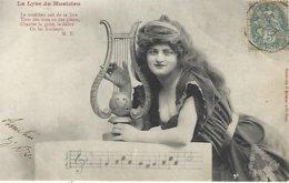 Bergeret-la Lyre Du Musicien - Musique Et Musiciens