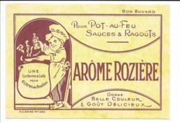 Buvard Arôme Rozière - Pour Pot Au Feu Sauces Et Ragoûts - Alimentaire