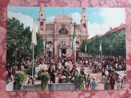 Pietra Ligure - Chiesa San Nicolò Di Bari - Anni '50 - Cartolina Viaggiata + Spese Postali - Italia