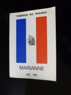 CATALOGUE TIMBRES DE FRANCE  -  MARIANNE  1985 - 1986 - Manuali