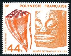 POLYNESIE 1979 - Yv. PA 146 **   Cote= 4,80 EUR - Musée De Tahiti Et Des îles  ..Réf.POL24429 - Poste Aérienne