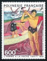 POLYNESIE 1983 - Yv. PA 174 **   Faciale= 5,04 EUR - Tableau De Paul Gauguin  ..Réf.POL24444 - Poste Aérienne
