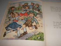 """LIBRO ILLUSTRATO DA MARIAPIA EDITRICE PICCOLI """"VIAGGIO IN ITALIA """" COLLANA MONDO 1957 N12 - Bambini E Ragazzi"""