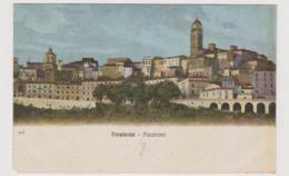 Frosinone  - F.p. - Anni  '1910 - Frosinone