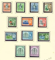 JAMAICA - 1962 Independence Definitives Set Unmounted/Never Hinged Mint - Jamaica (1962-...)