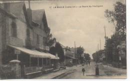 44 LA BAULE  La Route Du Pouliguen - La Baule-Escoublac