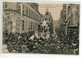 28 CHARTRES Fete Cavalcade De Paris Chartres   1 Avril 1906 Char De La Reine Des Reines   Rue Ville   D18 2019 - Chartres