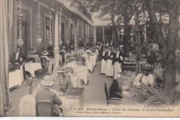 73 AIX-les-BAINS  Hôtel De L'Europe , Le Jardin-Restaurant - Aix Les Bains